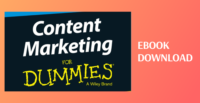 Tải ebook Content marketing for dummies